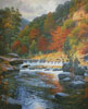 Autumn Serenity - Cross Stitch Chart