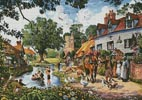 A Village in Summer - Cross Stitch Chart