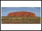 Ayers Rock 2 - Cross Stitch Chart