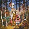 Babes in the Woods - Cross Stitch Chart
