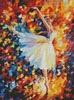 Ballet with Magic - Cross Stitch Chart