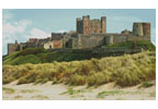 Bamburgh Castle - Cross Stitch Chart