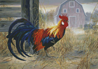 Barnyard Boss - Cross Stitch Chart