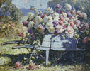 Barrow of Blooms - Cross Stitch Chart