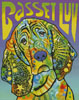 Basset Luv - Cross Stitch Chart