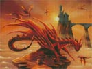 Battle at the Magic Hour - Cross Stitch Chart
