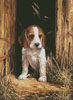 Beagle Puppy - Cross Stitch Chart
