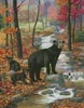 Bearly Moving - Cross Stitch Chart