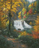 Bear Valley - Cross Stitch Chart