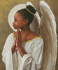 Beautiful Angel 1 (Crop) - Cross Stitch Chart