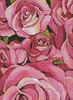 Bed of Roses - Cross Stitch Chart