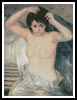 Before the Bath - Cross Stitch Chart