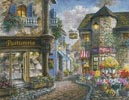 Bello Piazza - Cross Stitch Chart