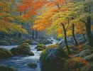 Beside the River - Cross Stitch Chart