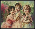 Best of Friends - Cross Stitch Chart