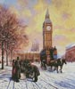 Big Ben at Winter - Cross Stitch Chart