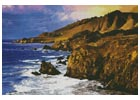 Big Sur, California - Cross Stitch Chart