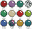 Birthstones - Cross Stitch Chart