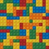 Blocks Cushion - Cross Stitch Chart