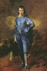 Blue Boy (Large) - Cross Stitch Chart