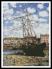 Boat at Low Tide, FeCamp - Cross Stitch Chart