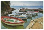 Boats - Cross Stitch Chart