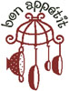 Bon Appetit - Cross Stitch Chart