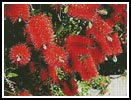 Bottle Brush - Cross Stitch Chart