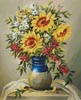 Bouquet of Summer - Cross Stitch Chart