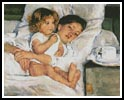 Breakfast in Bed - Cross Stitch Chart