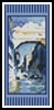 Bridge of Sighs Bookmark - Cross Stitch Chart