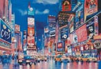 Broadway (Large) - Cross Stitch Chart