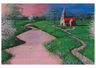 Brookside Church - Cross Stitch Chart