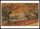 Burnham Beeches - Cross Stitch Chart