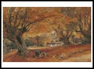 Burnham Beeches (Large) - Cross Stitch Chart