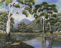 Bush Creek - Cross Stitch Chart