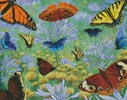 Butterfly Bonanza - Cross Stitch Chart