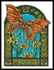 Butterfly Window - Cross Stitch Chart