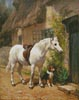 By the Cottage Door - Cross Stitch Chart