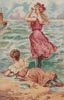 By the Seashore - Cross Stitch Chart
