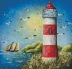 By the Seaside - Cross Stitch Chart
