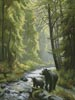 By the Stream - Cross Stitch Chart