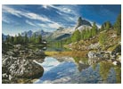 Cadore, Italy - Cross Stitch Chart