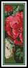 Camellia Bookmark - Cross Stitch Chart