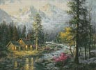 Campers Cabin - Cross Stitch Chart