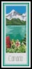 Canada Bookmark - Cross Stitch Chart