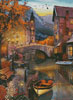 Canal Home (Crop) - Cross Stitch Chart