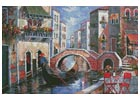Canal of Dreams - Cross Stitch Chart