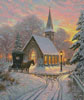 Carriage Chapel - Cross Stitch Chart