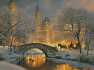 Carriage Park - Cross Stitch Chart